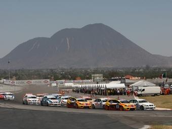 Гонка WTCC в Мексике отменена из-за наводнения