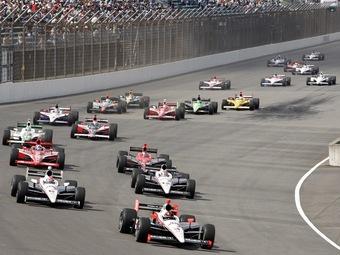 Число участников гонок серии INDYCAR ограничили 26 автомобилями