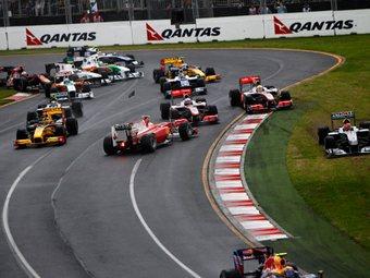 Мельбурн готов отказаться от Гран-при Формулы-1