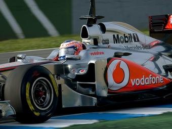 Red Bull и McLaren доминировали на свободных заездах Гран-при Австралии