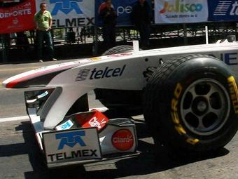 В FIA нашли способ избежать взлета болидов Формулы-1
