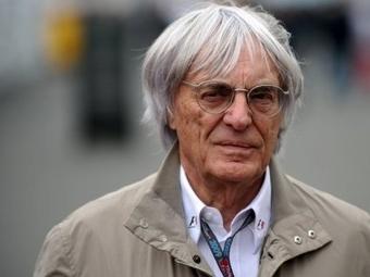 Экклстоун выступил против перехода Формулы-1 на четырехцилиндровые моторы