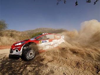 Глава команды Ford в WRC впечатлен выступлением Новикова в Мексике