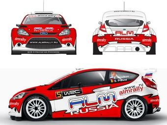 Евгений Новиков определился с командой и расписанием сезона WRC
