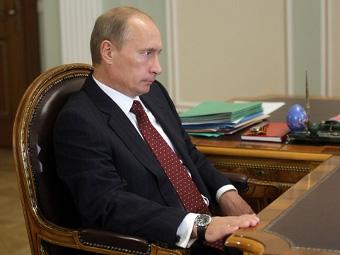 Путин пообещал за 10 лет отремонтировать дороги