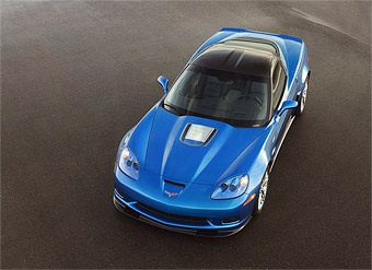 Самый мощный Corvette получил 620-сильный мотор
