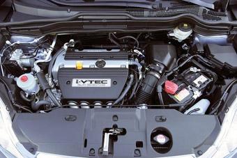 Honda впервые в России предлагает CR-V с мотором 2,4 литра