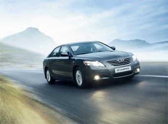 Toyota начала сборку машин в России