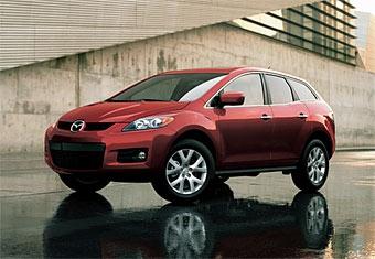 Кроссовер Mazda CX-7 появится в России в августе