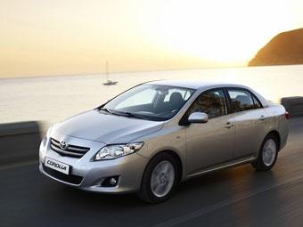 Toyota вышла на первое место по продажам автомобилей во всем мире
