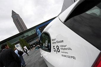 Еврокомиссия обложит автопроизводителей экологическими штрафами