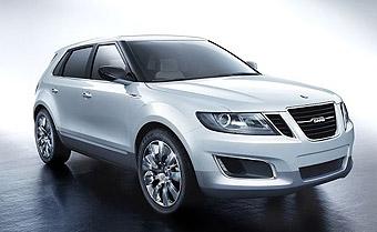 Saab покажет в Детройте концепт кроссовера 9-4X BioPower