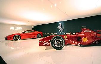 Ferrari переходит на экологически чистое топливо