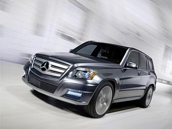 Mercedes GLK будет выпускаться в двух модификациях