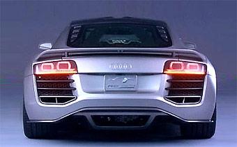 В Детройте Audi покажет R8 с 12-цилиндровым дизелем
