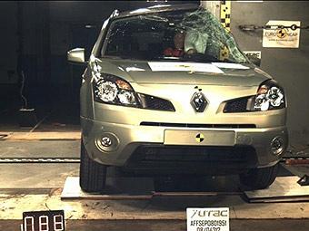 Ассоциация Euro NCAP разбила еще пять машин