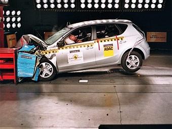 Euro NCAP изменила систему подсчета оценок за краш-тесты