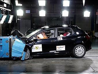 Организация Euro NCAP провела семь краш-тестов