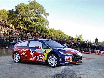 Леб выиграл домашнюю гонку WRC