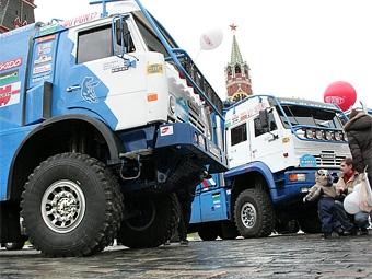 """""""КАМАЗ"""" попросил у правительства 15 миллиардов рублей"""