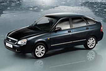 Lada Priora с кузовом хэтчбек встанет на конвейер в феврале