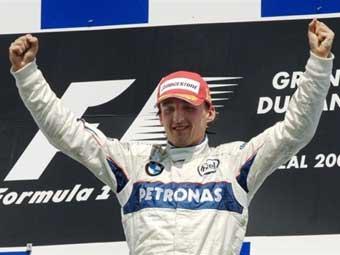 Роберт Кубица выиграл Гран-при Канады
