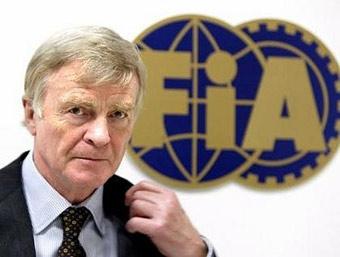 Оргия президента FIA Макса Мосли оскорбила евреев