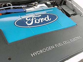 Ford сократит количество вредных выбросов на треть
