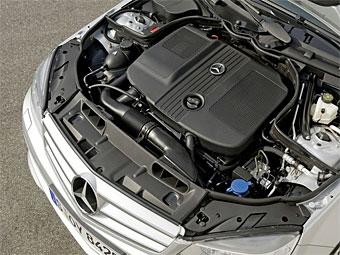 Mercedes заменит четыре турбодизеля новым двигателем