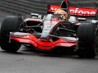 Льюис Гамильтон выиграл Гран-при Монако