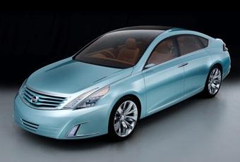 Nissan привезет в Токио новый концептуальный седан