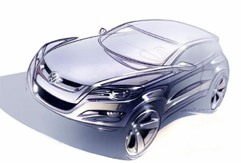 VW дал имя своему будущему внедорожнику
