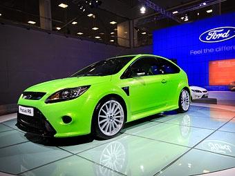 Самый мощный Ford Focus будет продаваться в России