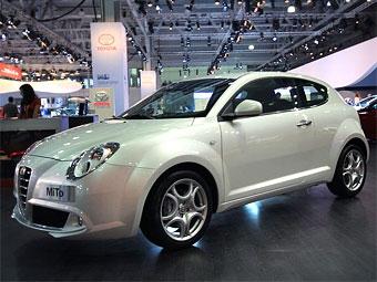 Alfa Romeo MiTo в России будет стоить чуть дешевле Mini Cooper S