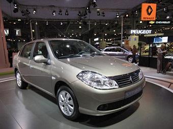 Компания Renault представила в Москве Symbol II