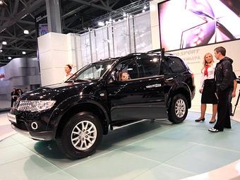 Обновленный Mitsubishi Pajero Sport подорожал на 400 тысяч рублей