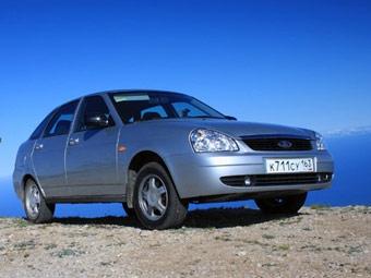 Автомобили ВАЗ остались самыми угоняемыми в Москве