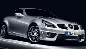 AMG представила свою версию обновленного Mercedes-Benz SLK