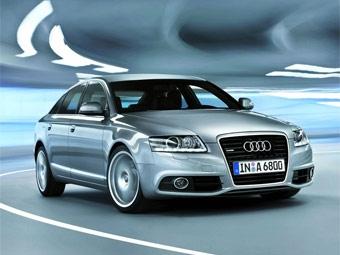 Компания Audi показала обновленный седан A6