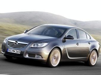 Компания Opel официально представила новую Insignia