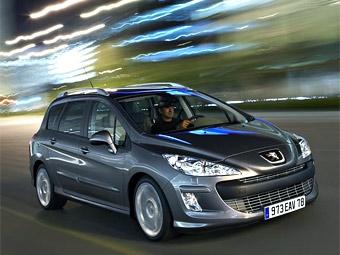 Продажи универсала Peugeot 308 SW стартуют весной