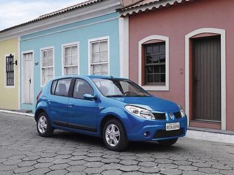 В 2009 году в России начнется выпуск Renault Sandero