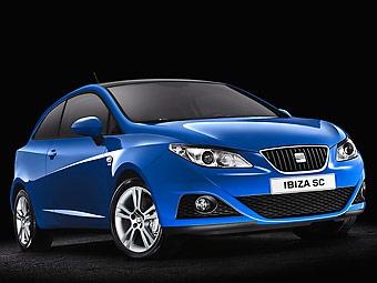 Появились фотографии трехдверной версии нового Seat Ibiza