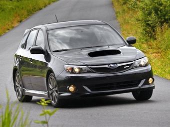 Subaru Impreza WRX получила более мощный мотор