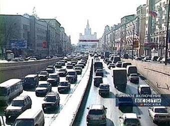 Генплан придумал, как сделать движение в центре Москвы быстрее