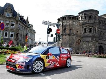 Себастьен Леб выиграл Ралли Германия седьмой ряд подряд