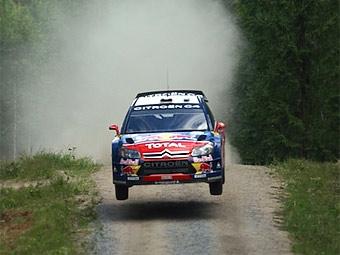 Себастьен Леб впервые в карьере победил в Финляндии