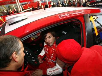 Себастьян Леб выиграл первый этап WRC