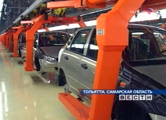 """""""Рособоронэкспорт"""" получит более 75 процентов акций """"АвтоВАЗа"""""""