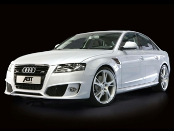 Abt показал новые спорт-пакеты для трех моделей Audi